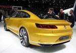 Volkswagen Sport Coupe - Concept