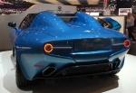 Alfa Roméo Disco Volante Spyder - Touring Superleggera