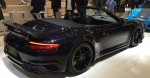 Porsche 911 Turbo S Cabriolet Techart
