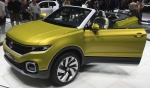 VW T-Cross Breeze - Concept