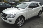 MBZ ML350CDi 4MATIC
