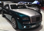 Rolls-Royce Wraith - MANSORY