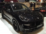 Porsche Macan Techart