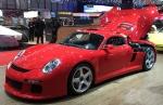 Porsche 911 Ruf CTR3