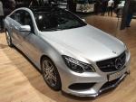 Mercedes E250 Coupé