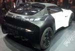 Peugeot Concept - Fractal