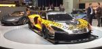 McLaren Senna GTR - Concept